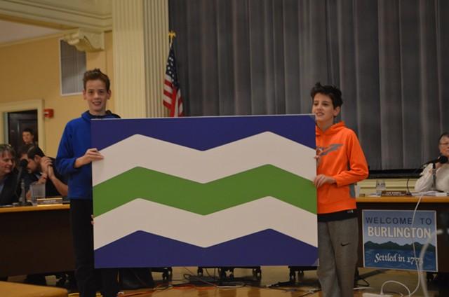 BTV Flag