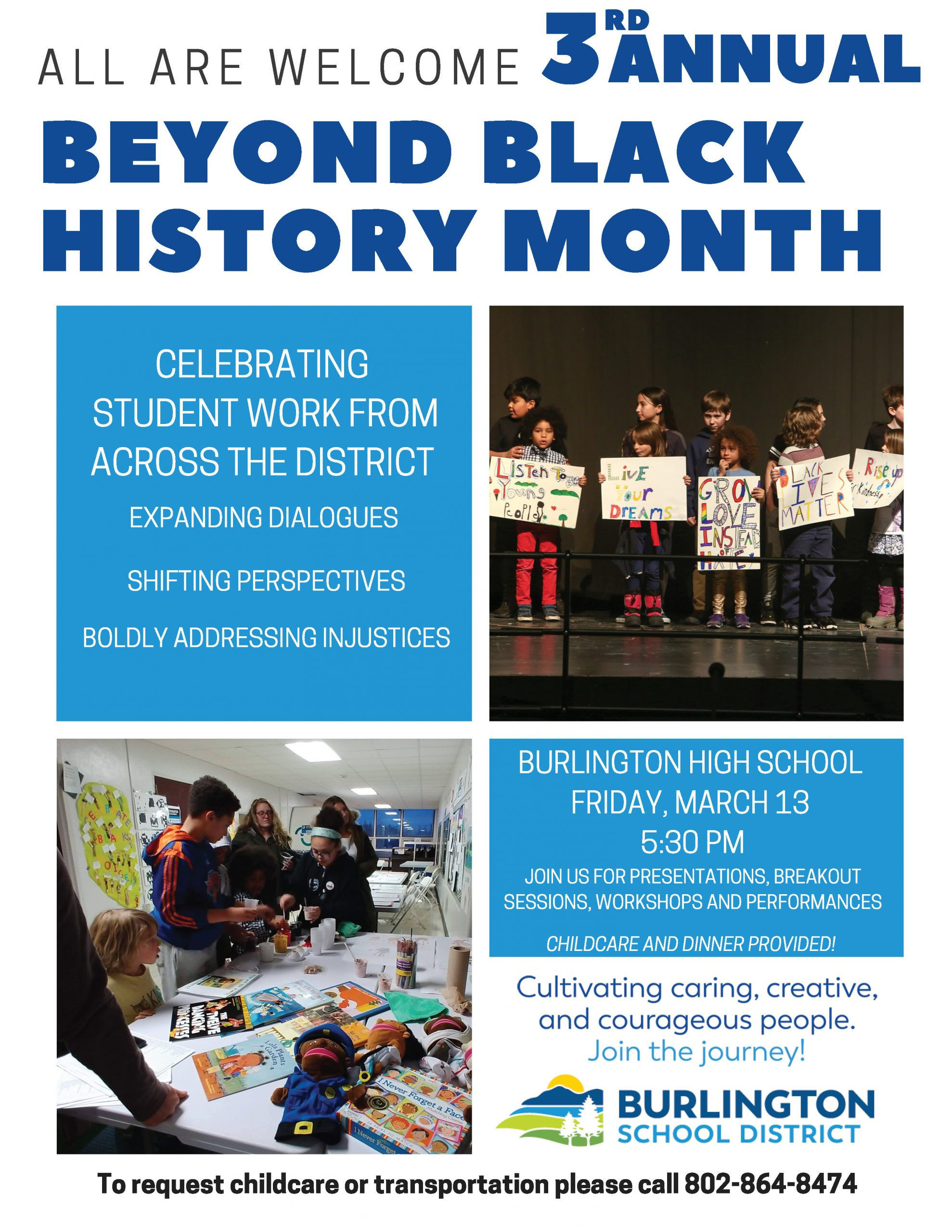 3rd Annual Beyond Black History Month